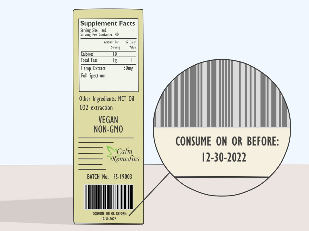 How to Read CBD Oil Labels
