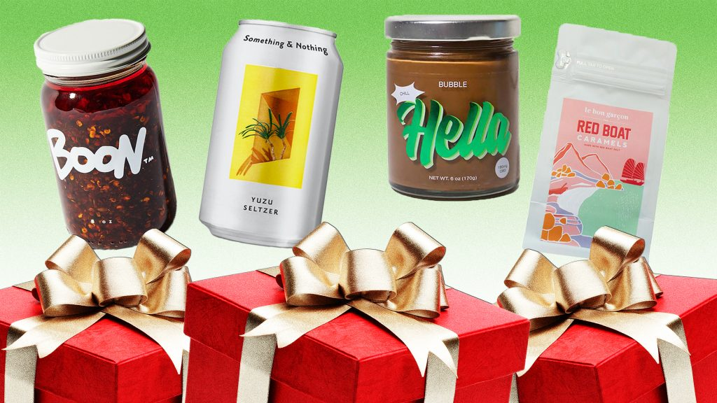 Our Favorite Edible (and Drinkable) Presents of 2020