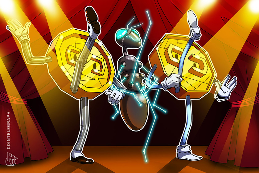 You can't discuss blockchain and not raise CBDCs and stablecoins